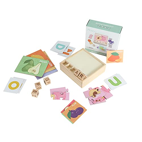 50% off Matching Letter Blocks Game for Kids Use promo code: 9GWZDKIU Works on both options with no quantity limit