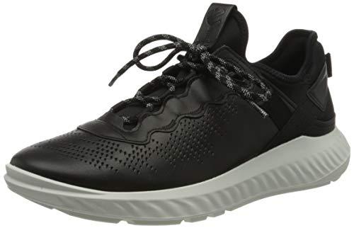 Ecco Herren ST.1LITEM Sneaker, Schwarz (Black 1001), 41 EU