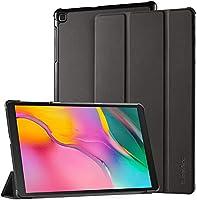 EasyAcc Hülle Kompatibel mit Samsung Galaxy Tab A 10.1 2019 T510/T515 - Ultra Dünn mit Standfunktion Slim PU Leder Smart...