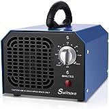 Nakey Generador de ozono, generador comercial de ozono 6000 mg/h Desodorante...