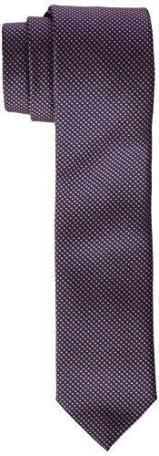 HUGO Mens Tie cm 6 Necktie, Light/Pastel Red(633), One Size