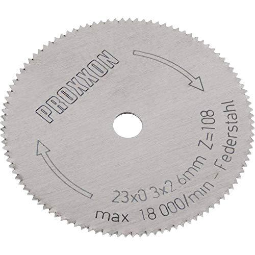 Proxxon 2228652 - Fresa a disco da taglio micro microfono