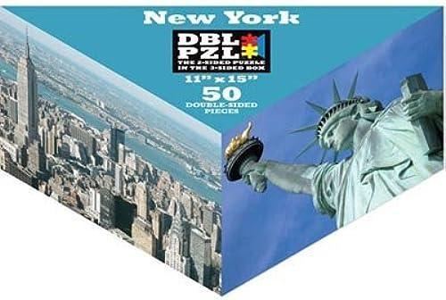 Beidseitiges Puzzle - New-York