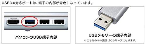 ソニーUSBメモリUSB3.064GBピンクキャップレスUSM64GUP[国内正規品]