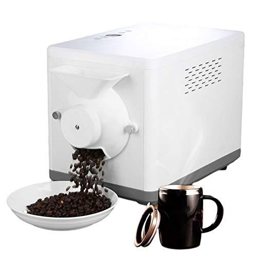 JFF Coffee Roaster, 1600W Coffee Roaster Machine, 1.5Kg Non-Stick Electric Nut Peanut Cashew Chestnuts Coffee Bean Roasting Machine for Home Use