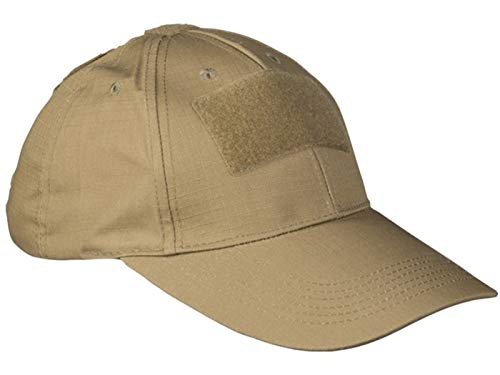 Mil-Tec Tactical Baseball Cap Coyote