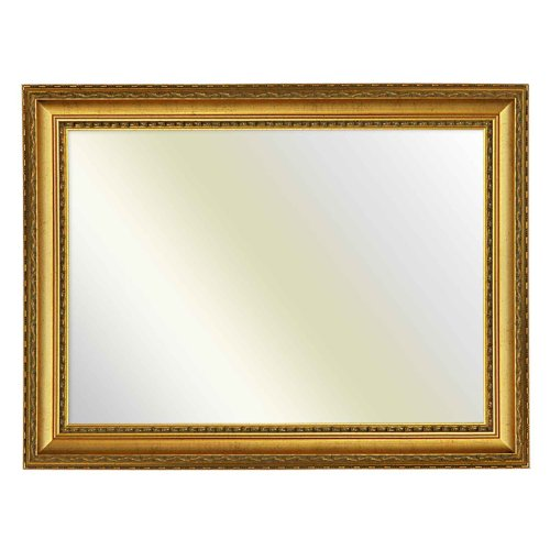 Barok frame 911 goud, fijn versierd 40 x 50 cm Spiegel.