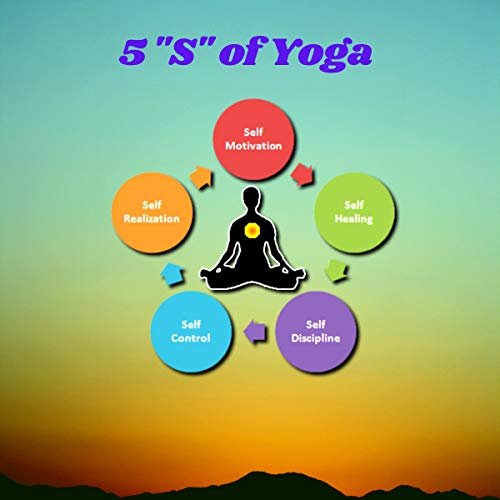 "『5 ""S"" of Yoga』のカバーアート"