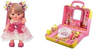 メルちゃん お人形セット メイクアップメルちゃん  いちごのびようしつセット