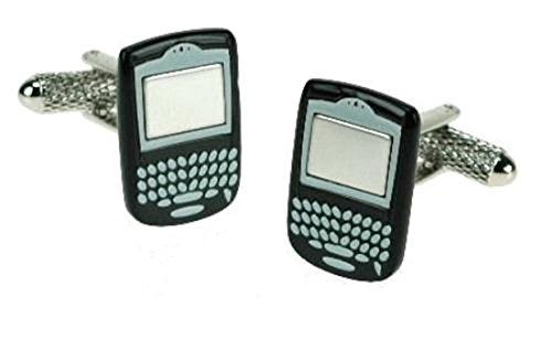 Phone blackberry boutons de manchette dans une boîte cadeau design-onyx-art london cK551