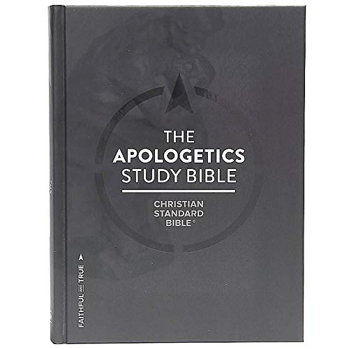 CSB Apologetics Study Bible, Hardcover