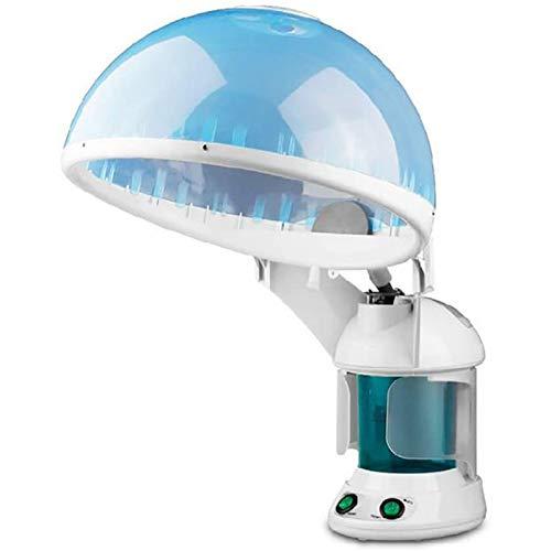 NSWD Vaporizador Facial y de Pelo con Ozono 3 En 1, Facial Steamer Face Care Skin, con Accesorio de Capó, para SPA y Salónvaporizador Portátil
