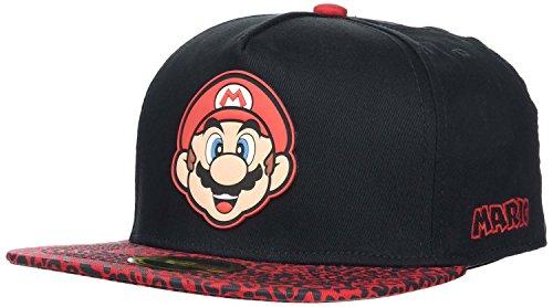 Nintendo - Casquette - Mario Patch