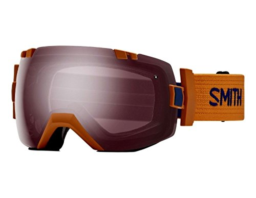 Smith IOX Asian FIT Snow Goggle (Cargo Frame, Ignitor Mirror Lens)