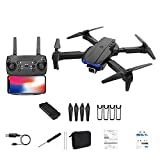 coersd SG108 Drone 4k HD with Camera 5G WiFi GPS Drone Brushless FPV Drone RC 1KM Headless Mode Gesture Photo/Video Intelligent Fixed Height, Real-time Image Return, WiFi Mobile Phone Control