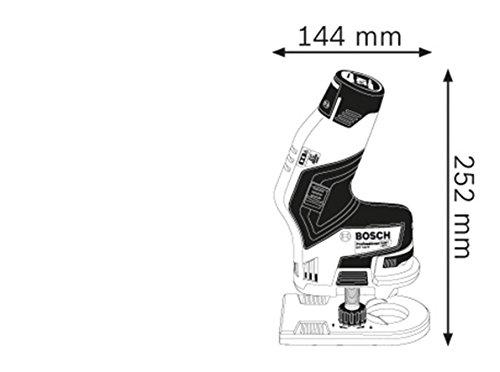ボッシュ(BOSCH)10.8Vコードレストリマー(本体のみ、バッテリー・充電器別売り)GKF10.8V-8H