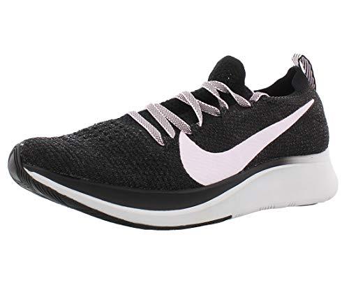 Nike Nike Zoom Fly Flyknit Women'S Runni - black/pink foam -vast grey, Größe:6.5