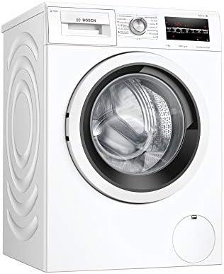 Bosch WAU28S40ES Serie| 6 - Lavadora Carga Frontal, Libre Instalación, 8 kg de capacidad, color Blanco