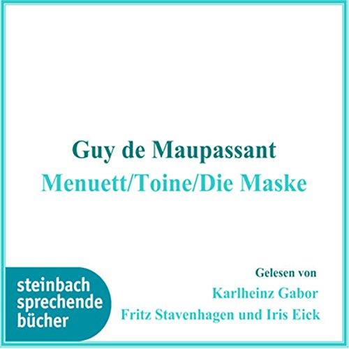 Menuett / Toine / Die Maske Titelbild