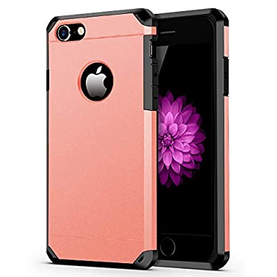 iPhone 7/8 Case, ImpactStrong Heavy Duty Dual Layer Protection Cover Heavy Duty Case for Apple iPhone 7/8