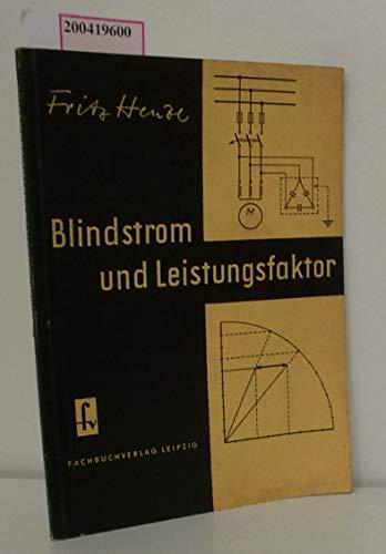 Blindstrom und Leistungsfaktor