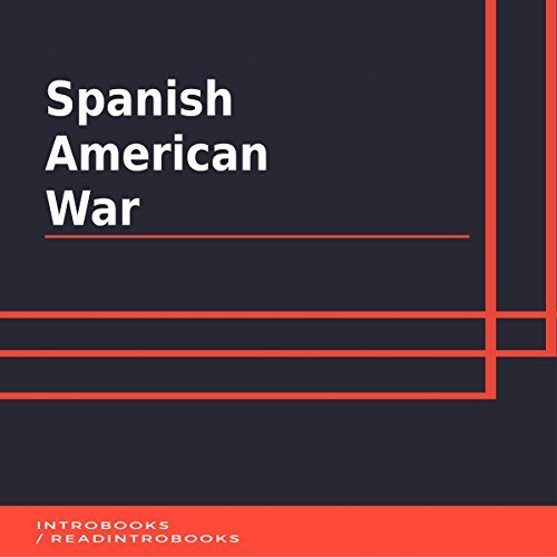 Spanish American War audiobook cover art