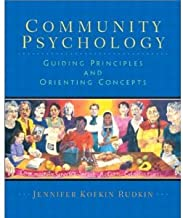 Community Psychology Guiding Principles and Orienting Concepts BYRudkin