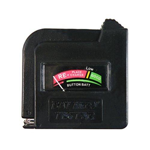 Beada BT-860 Universal Akku Batteriepruefer Spannung Tester Fuer AA-AAA-C-D-N 9V Batterien Rundzelle Knopfzelle
