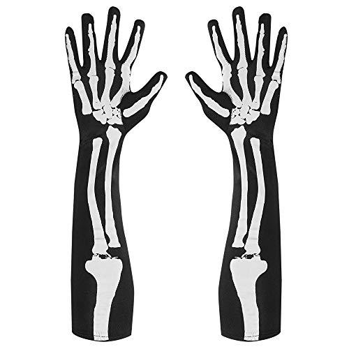 Widmann 01089 handschoenen skelet, dames, één maat