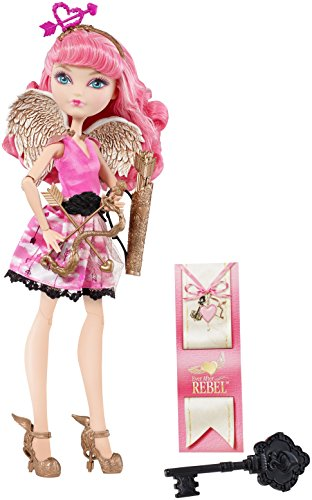 Ever After High - Bdb09 - Poupée Mannequin - C.a Cupid - Rebels