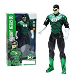 HAGENGOO Justice League Flash Superman Green Lantern Batman Anime Hero Muñeca Figura de Juguete...