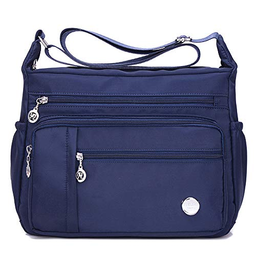 MINTEGRA Women Shoulder Handbag Roomy Multiple Pockets Bag Ladies Crossbody Purse Fashion Tote Top...