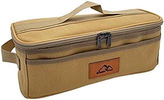 キャンプスタイル(campstyle) 調理器具 調味料ケース スパイスボックス アウトドア キャンプ バーベキュー 収納バッグ キッチンツールボックス (513)