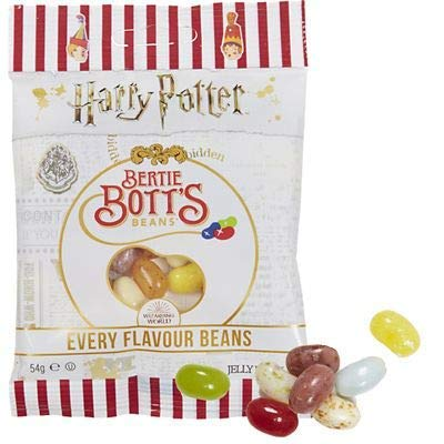 Jelly Belly Harry Potter Bertie Botts Cada Sabor Jalea Granos 54g