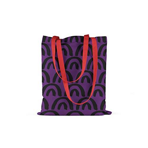 Bonamaison TRGCTBR102597 Carry-On Luggage, Canvas, Multicolore