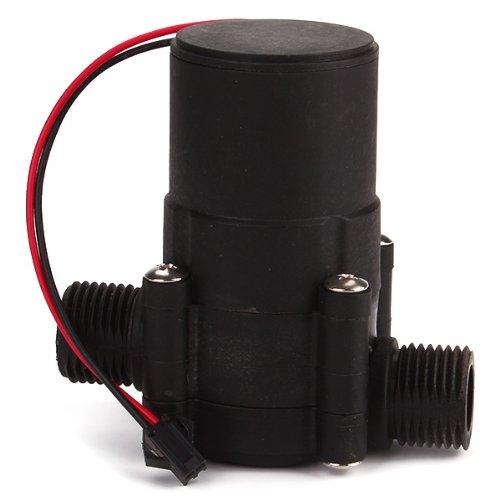 BQLZR Tragbares Micro-Hydro-Generator-Wasserladegerät mit hohem Wirkungsgrad von 3,5 W