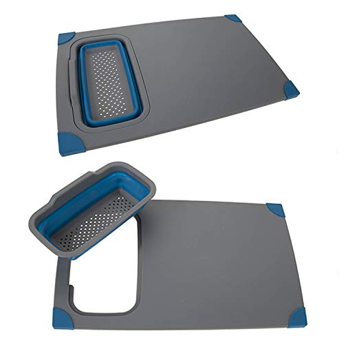 PMS Summit Pop anti-slip haak board met boodschappen Collector Blu