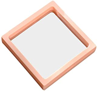 Tixiyu 3D drijvende frames, PE Film Sieraden Opbergdoos, Suspension Sieraden Display Box, Sieraden Opbergrek voor het weer...