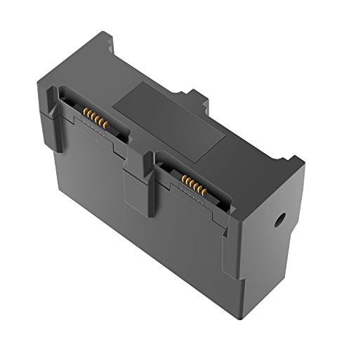 PENIVO Spark Cargador de batería Cargar 4 baterías Cargador paralelo,Pantalla digital rápida Cargador de batería para DJI Spark Drone Accessories Tarjeta de carga