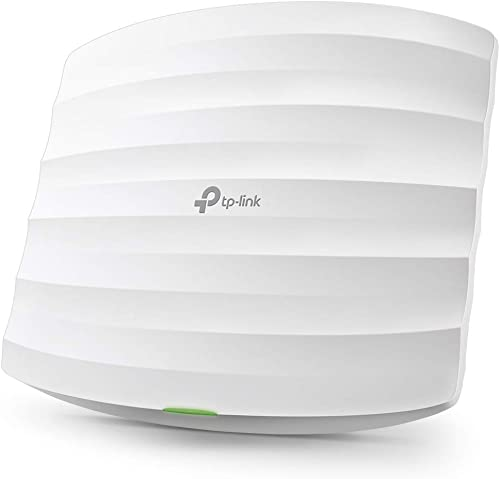 TP-Link EAP245 V3 Wireless AC1750 MU-MIMO Gigabit Ceiling Mount Access Point, Seamless Roaming, Supports 802.3af PoE ...