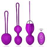 Masajeador Portátil de Silicona Suave, 10 Modos de Frecuencia,100% Impermeable, Carga USB