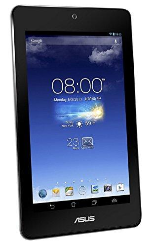 Asus MeMO Pad HD 7 17,8 cm (7 Zoll) Tablet-PC (ARM MediaTek MT8125, 1,2GHz, 1GB RAM, 8GB HDD, SGX 544, Android OS) weiß