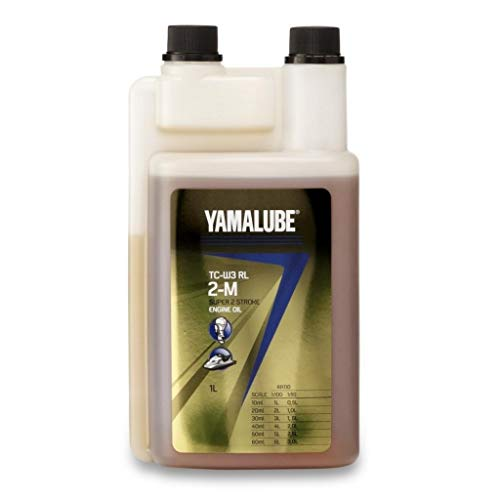 Yamalube 2-M TC-W3 RL 2-takt motorolie buitenboordmotor