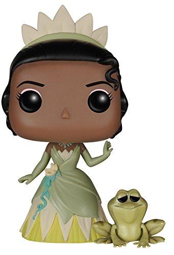 Funko POP!: Disney: Tiana y el sapo: Tiana y el sapo