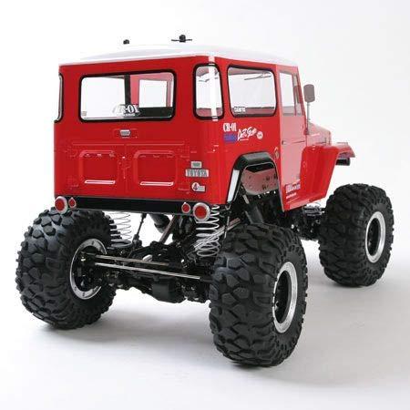 RC Auto kaufen Monstertruck Bild 5: TAMIYA 300058405 - Toyota Land Cruiser 40, ferngesteuertes Offroad Fahrzeug, 1:10, Elektromotor, Bausatz*