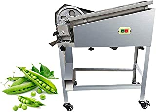 welljun 110V Quality Taylor Bean/Pea Sheller Shelling Peas and Beans Husking Rate >95%