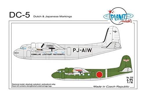 Planet Models plt235 – Modélisme Jeu de Douglas DC 5