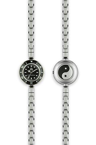 Orologio Time Collection di Marco Mavilla Time Collection in acciaio