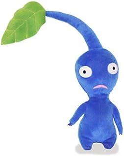"""Sanei Blue Leaf Pikmin/Pikumin 6"""" Plush"""