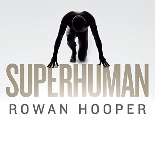 Superhuman audiobook cover art
